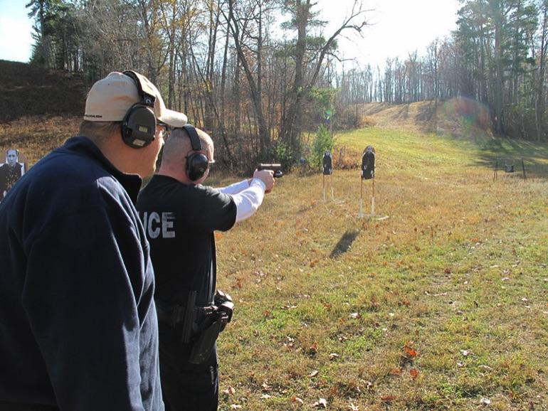 Learning Firearms - Minnesota Firearms Training